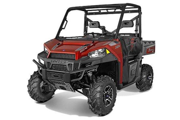 polaris modifies ranger vehicle for darpa robotics challenge upi