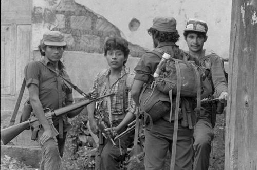 Salvadorian general deported