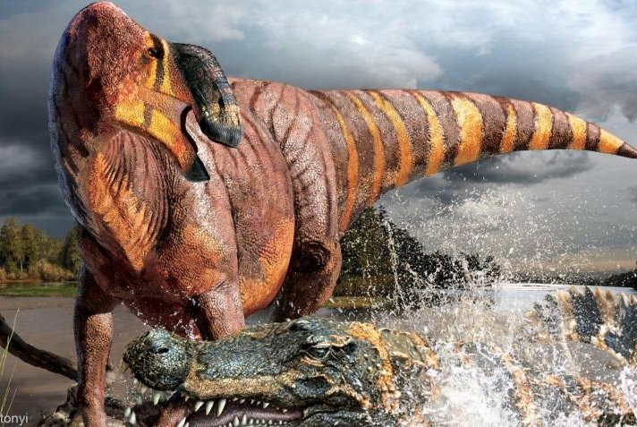 New dinosaur