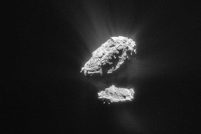 Comet lander Philae