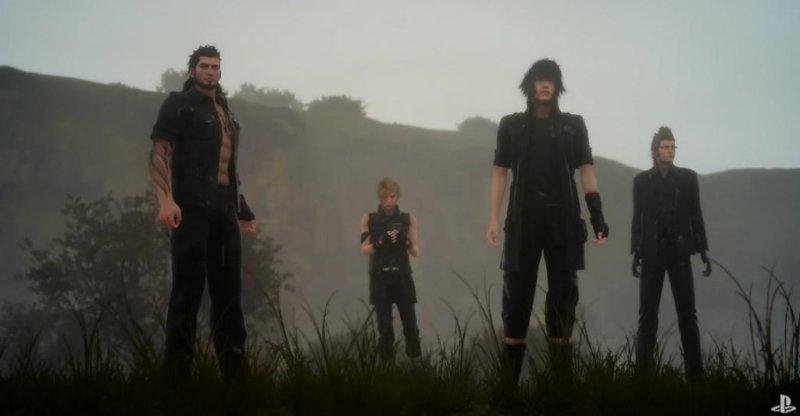 Final fantasy xv release date in Australia