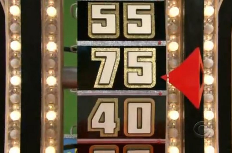 the price is right spin the wheel online game