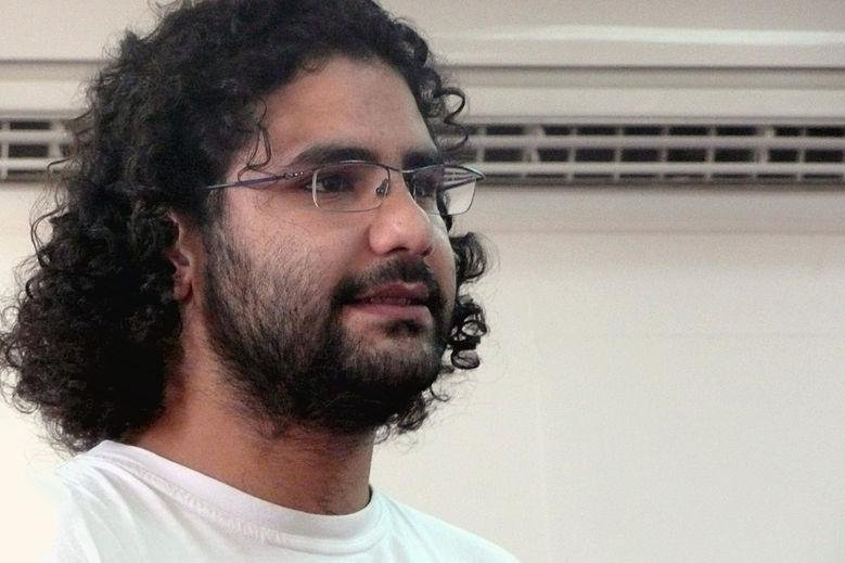 Egyptian activist jailed