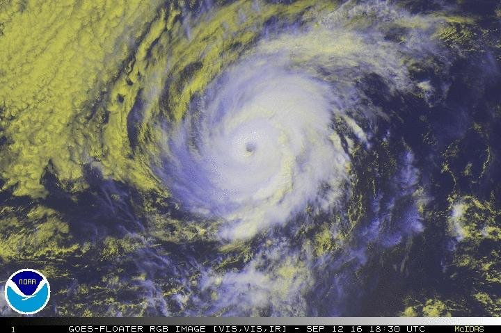 Tropical Storm Ian forms in Atlantic, far from land