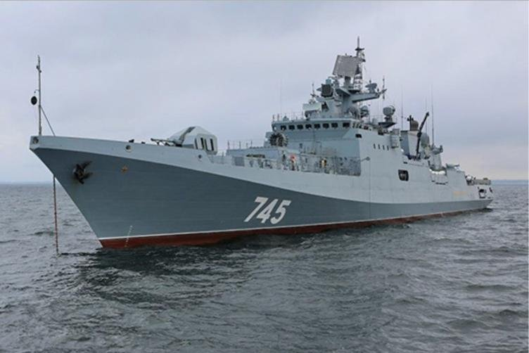 Russia to continue Admiral Makarov trials in 2017 - UPI.com