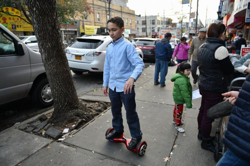 USA government deems all hoverboards 'unsafe'
