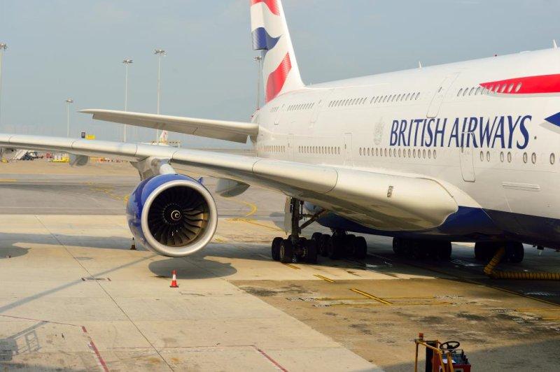 landing in london espanol: