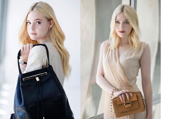 Dakota Fanning, sister Elle look beyond their years in ...