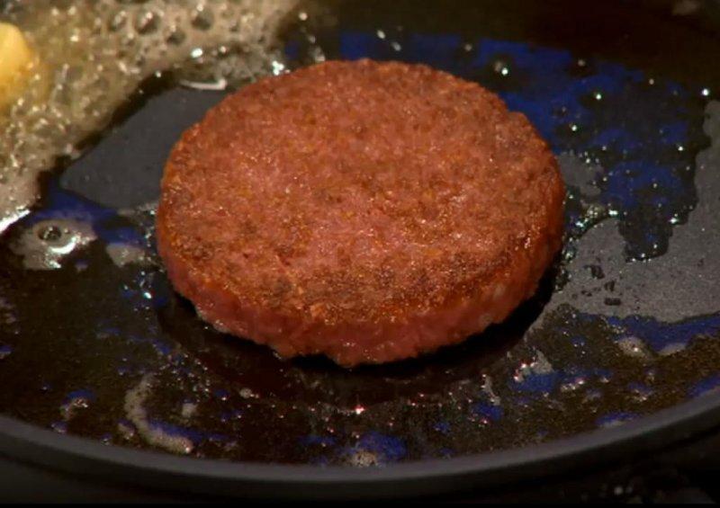 Lab Grown Meat Taste Test Lab-grown Burger Gets Taste