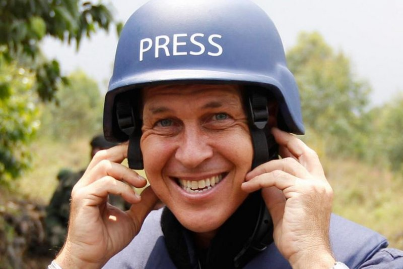 Peter Greste freed