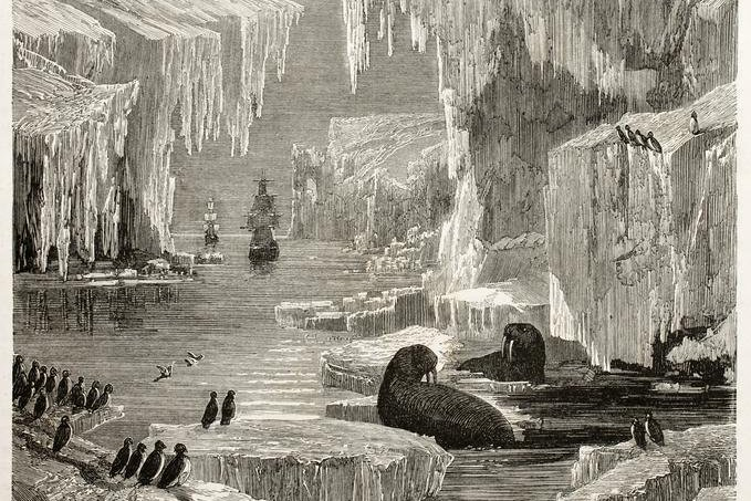 Searchers find 2nd ship from the doomed Franklin expedition: research foundation