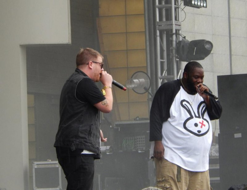 'Run the Jewels 3' Album Stream & Download