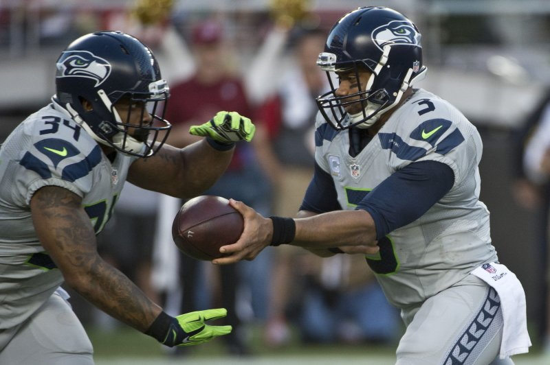 Seatlle Seahawks still trying to get running game going  UPI.com