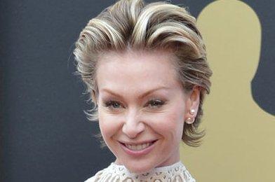 Portia de Rossi hair scandal