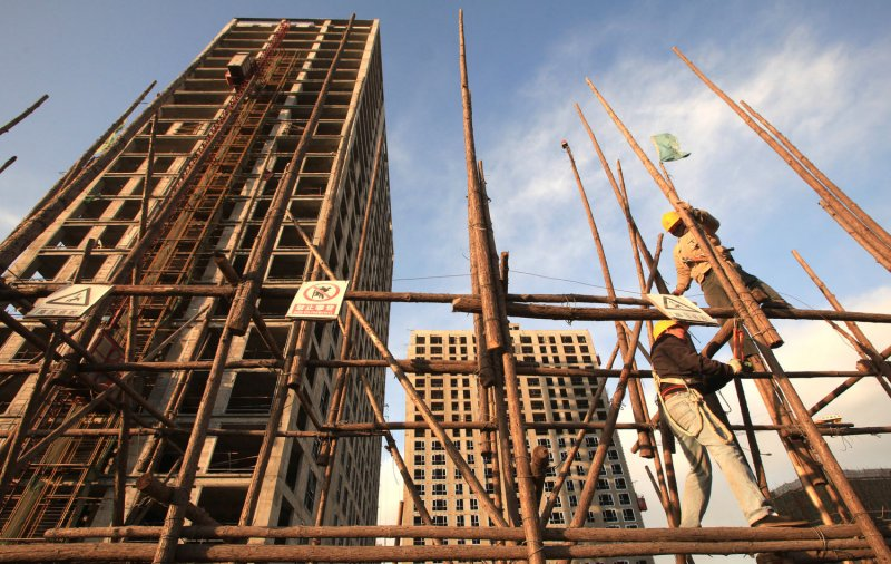 Chinese Construction Boom High Speed Construction Boom