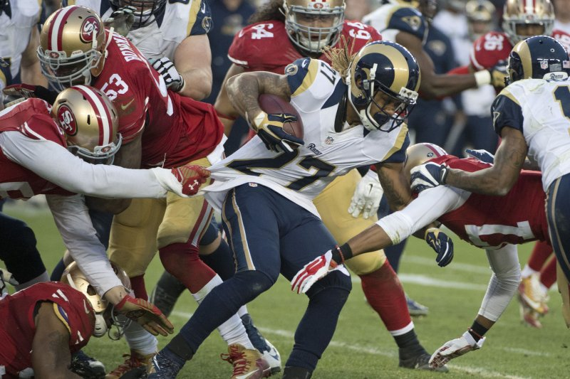 Tre Mason: Tre Mason arrested Tuesday re: ATV incident