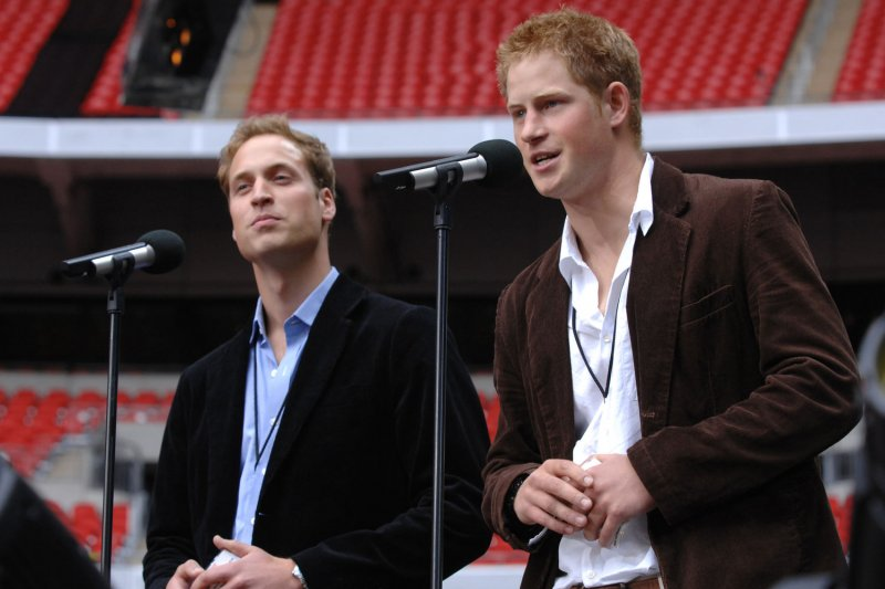 Brotherly solidarity: William backs Harry's call for privacy