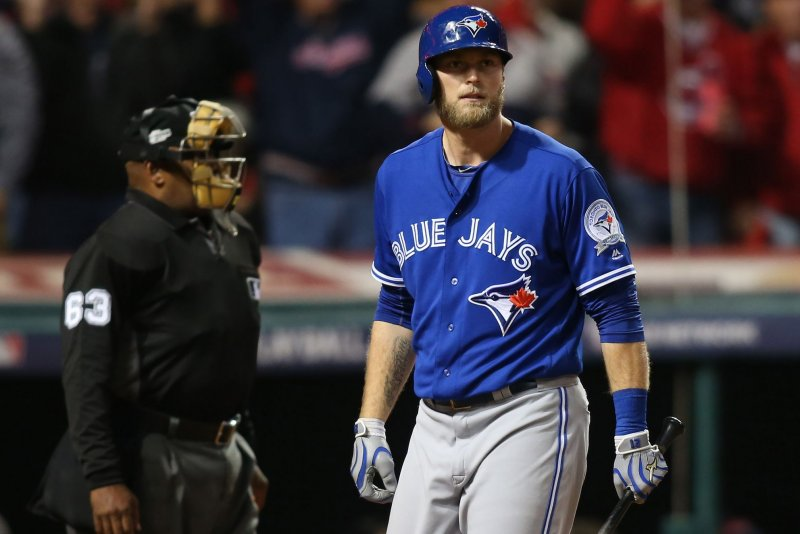 Michael Saunders: Phils, Saunders reach one-year, $9 mil pact