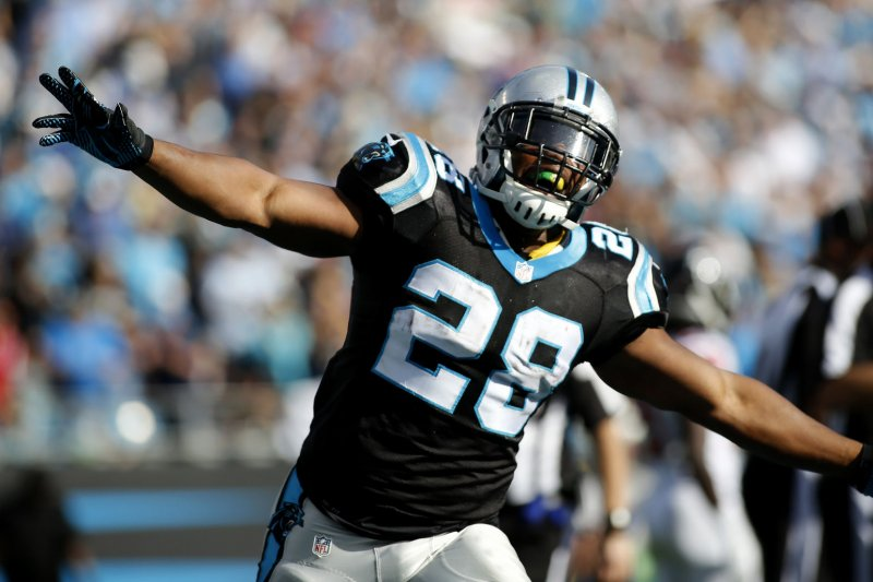 GAME Carolina Panthers Jonathan Stewart Jerseys