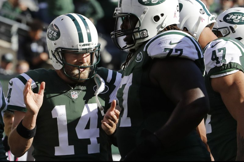 Ryan Fitzpatrick Will Start For Jets Vs. Patriots