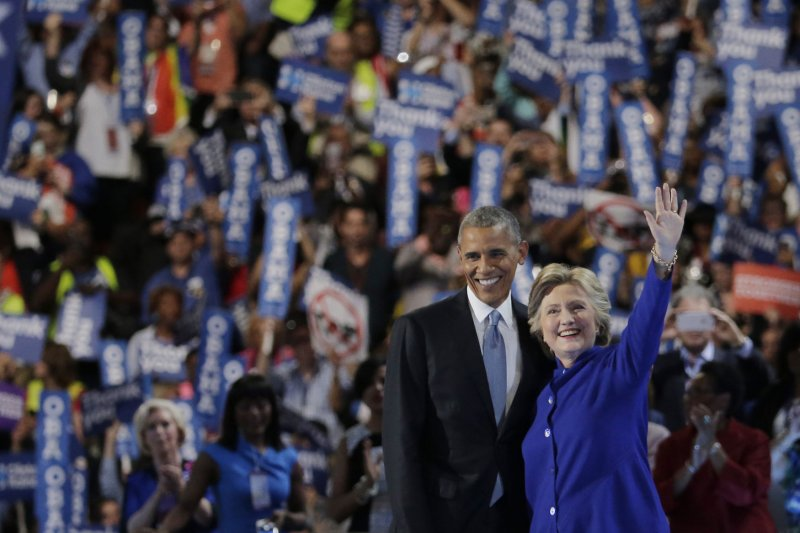 Trump's campaign reflects negativity: Clinton