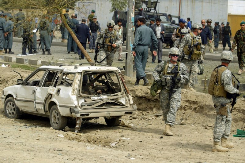 Afghan civilian casualties