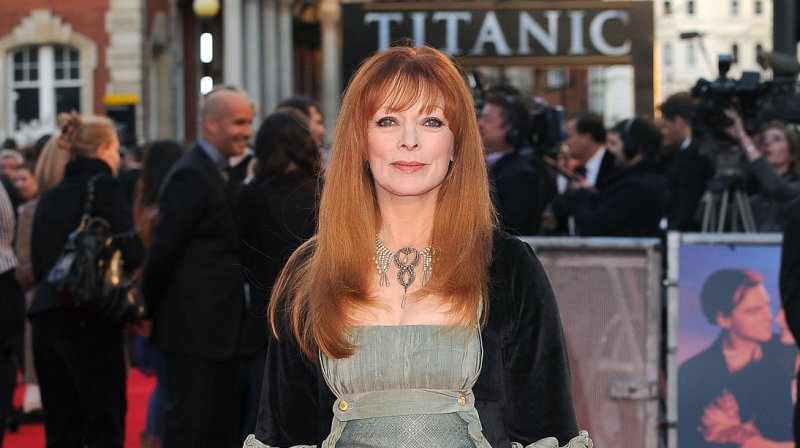 Frances Fisher in harry potter