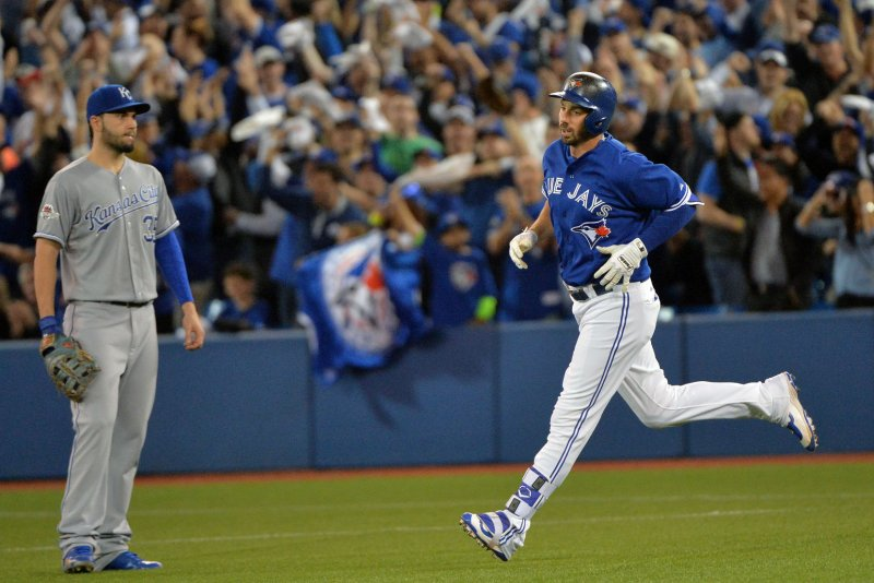 Blue Jays 6, Athletics 3