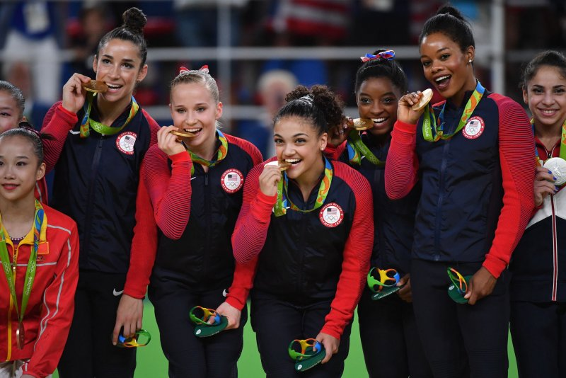 Rio roundup: US leading