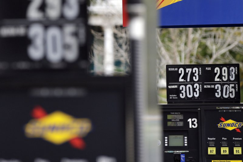 Gas Prices Could Go Up  Aaa Says