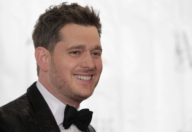 Michael Buble's son 'diagnosed with liver cancer'