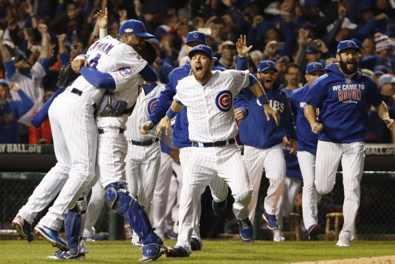 Chicago Cubs Win National League Pennant