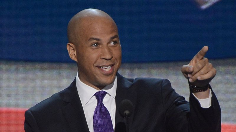 Who is Corey booker?...?