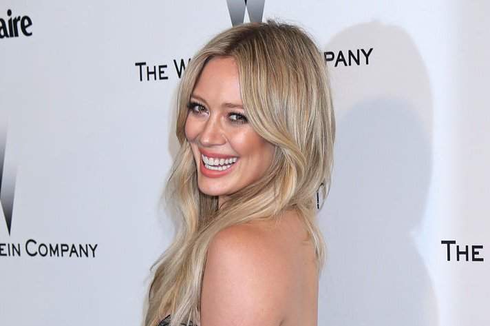 Hilary Duff Finally Confirms She's Dating Trainer Jason Walsh!