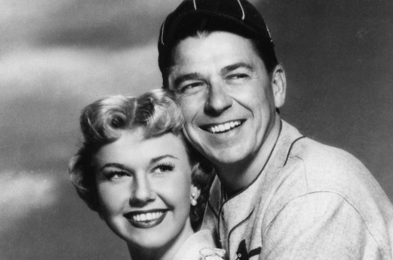 Doris Day 90th Birthday With co-star doris day in