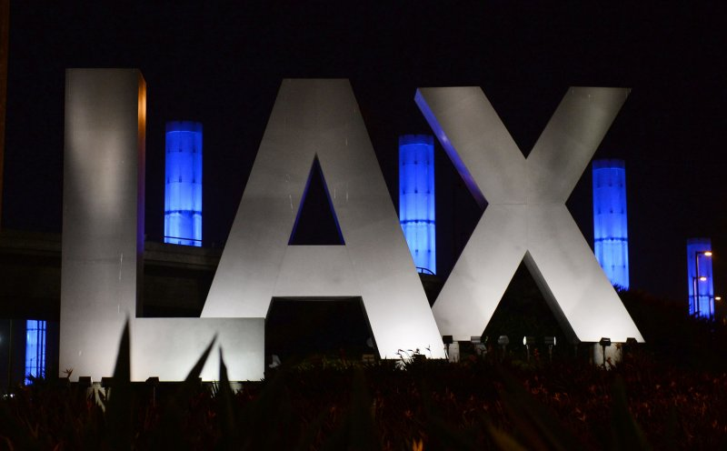 Los Angeles airport back to normal after panic-filled night