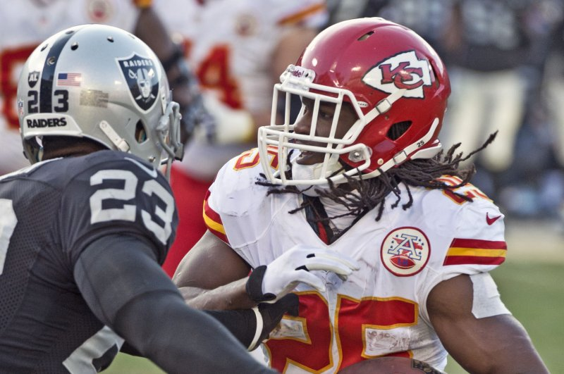 Jamaal Charles might not play Week 1