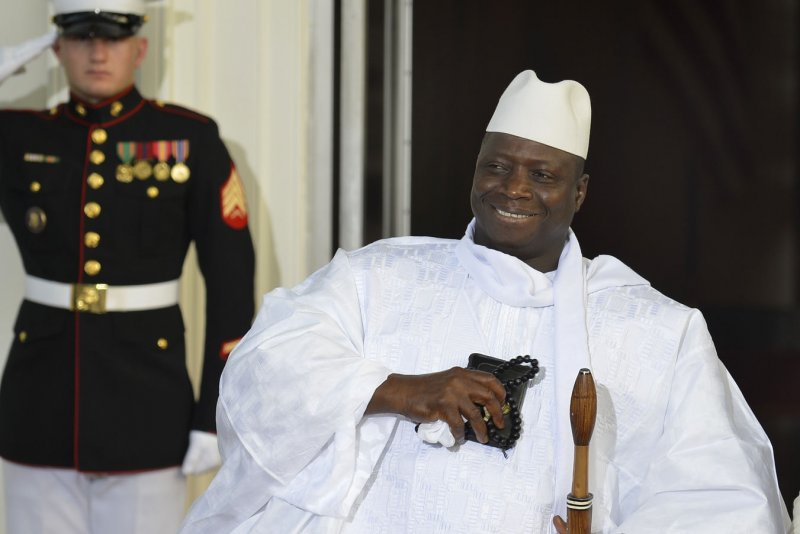 coup attempt in the gambia fbi ex u s army soldier pleads guilty to coup attempt in