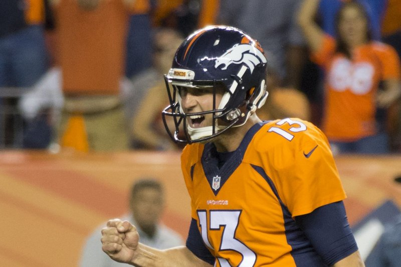 Broncos not hospitable to Osweiler in his return