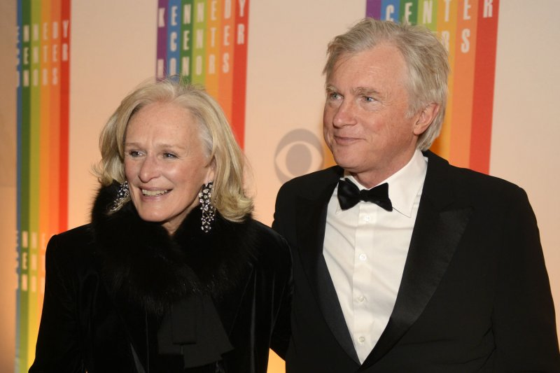 report glenn close and husband david shaw are getting a