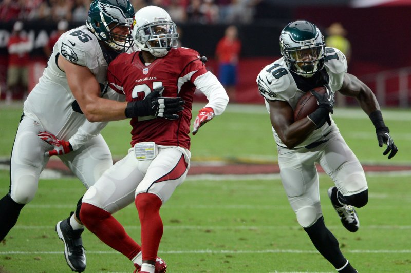 Philadelphia Eagles lose Johnson for 10 games