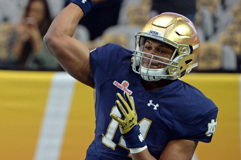 Notre Dame will go with Kizer alone at QB