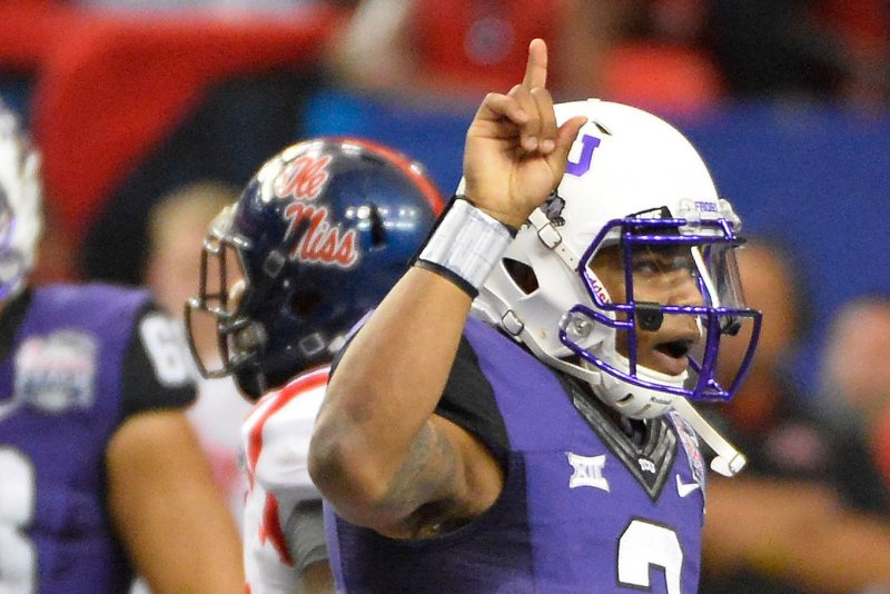 Seattle Seahawks sign TCU QB Trevone Boykin as undrafted free agent