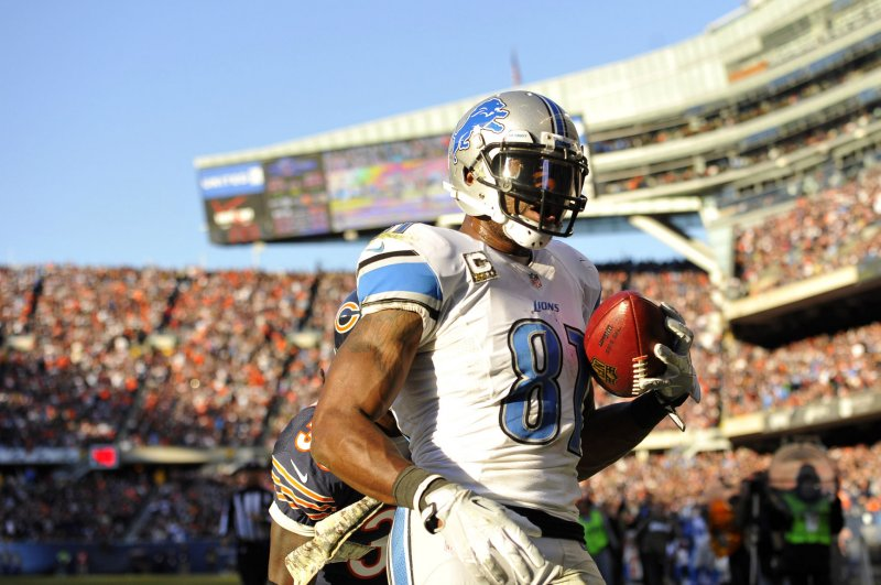 Calvin Johnson To Compete On Next Season Of 'Dancing With The Stars'