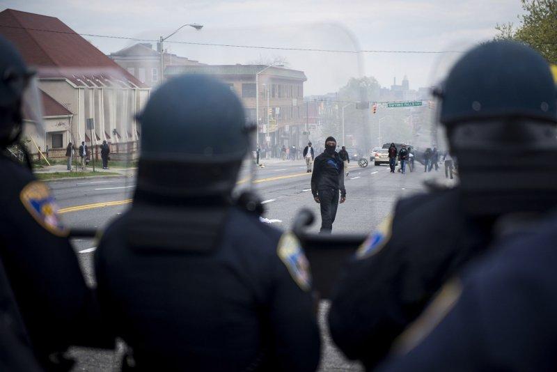 Maryland Declares State Emergency Baltimore Mayor Institutes Curfew Gov Larry Hogan Deploys National Guard