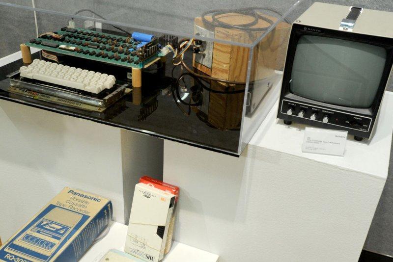 Apple Generation 1 Computer Rare Apple 1 Computer Worth