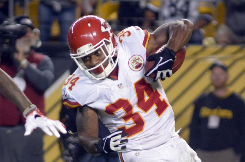 Kansas City Chiefs, RB Knile Davis reunite after three weeks