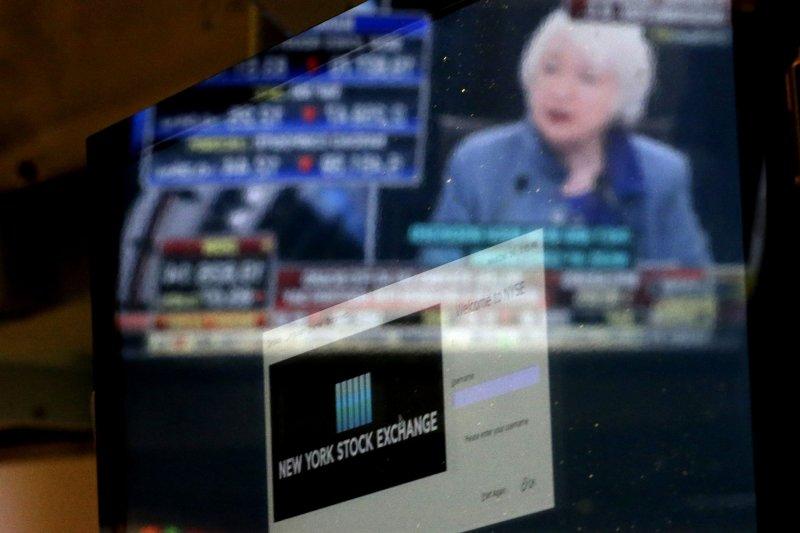 Stocks rise, bonds erase drop on Fed minutes