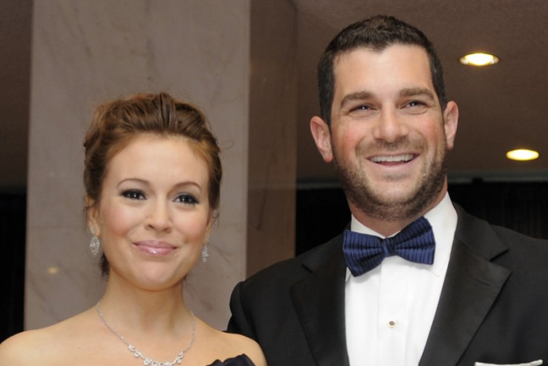 Alyssa Milano Husband And Baby