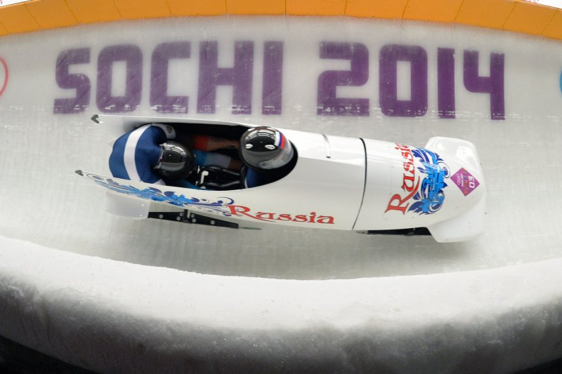 Russian Bobsled Russian 110